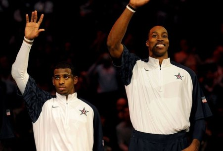 CP3 and Dwight
